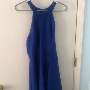 Sequin Hearts knee-length dress